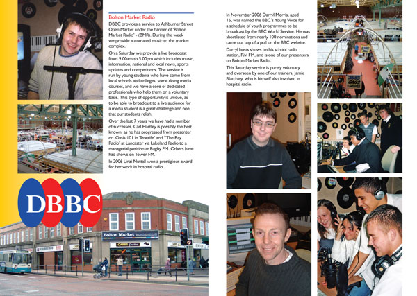 A4 DBBC Brochure Spread